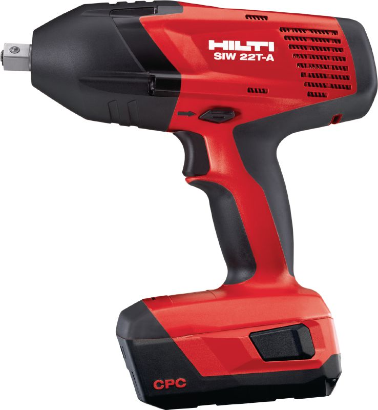 Siw 22t A 1 2 Cordless Impact Wrench Cordless Impact Wrenches Hilti Philippines