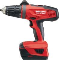 SBT 4-A22 Cordless drill for predrilling accurate holes for S-BT fasteners