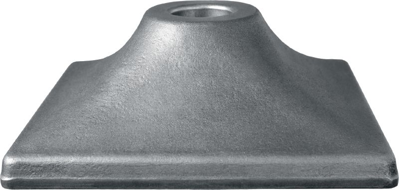 TE-H28 STP HEX 28 (H28) tamping tool head for compacting base material using the HEX 28 (H28) shank